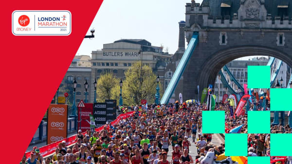2021 Virtual London Marathon